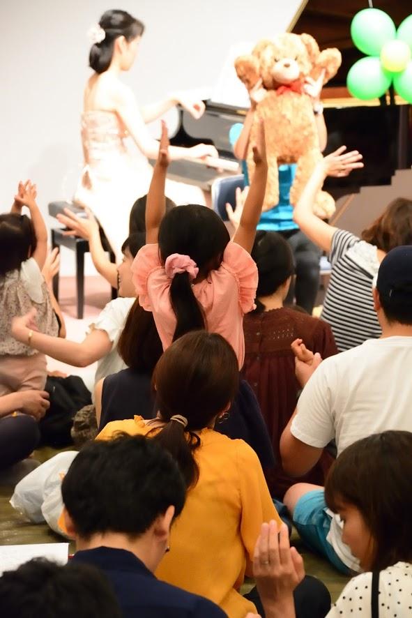 みんなでダンス!